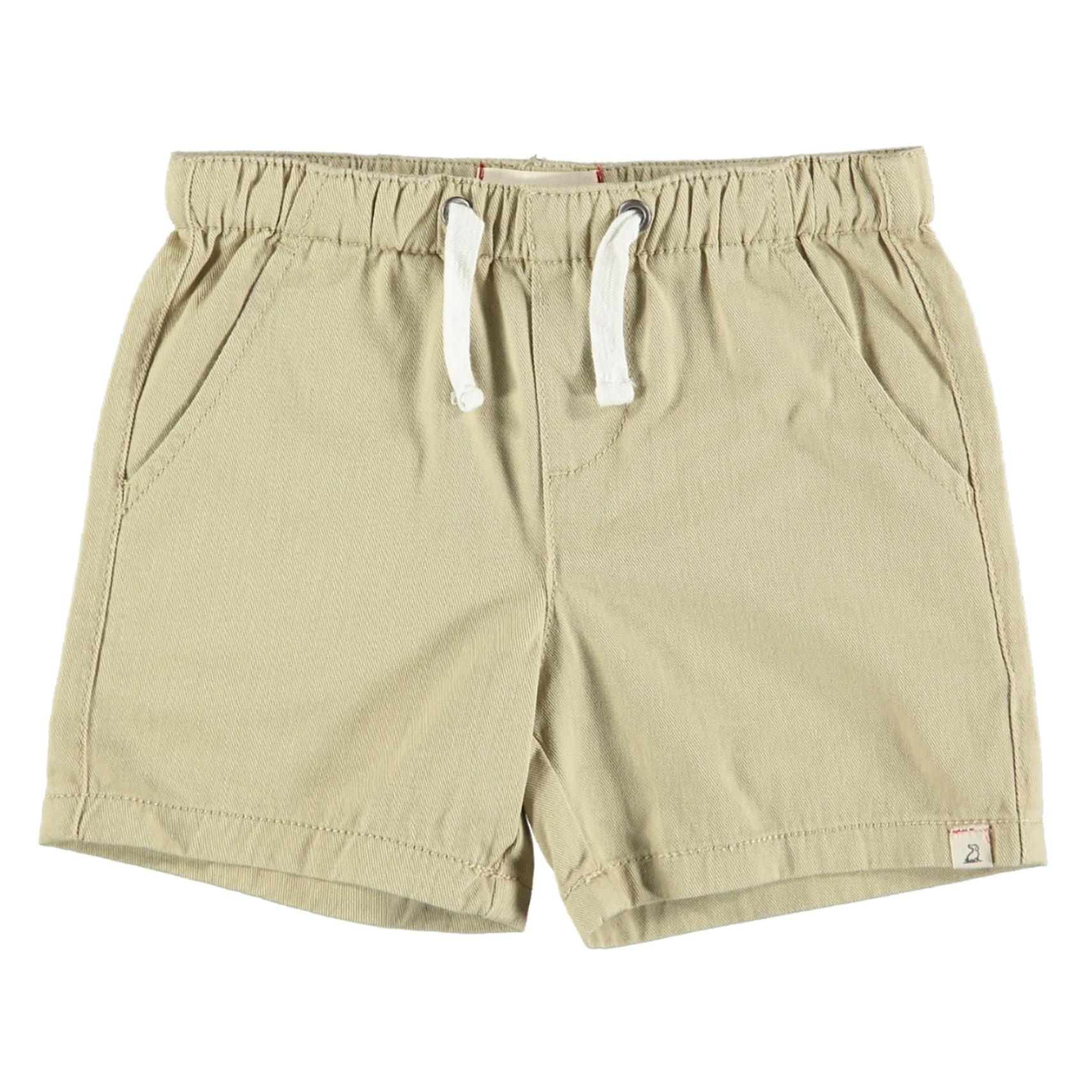 Kid's Twill Shorts-3
