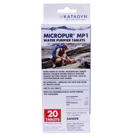 KATADYN MICROPUR TABLETS 20 PK