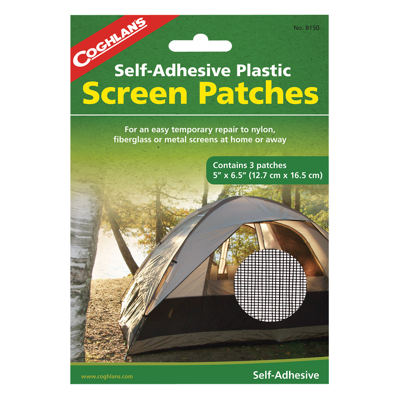 Self-Adhesive Screen Patches Tent Repair-1