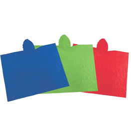 Coleman Emergency Poncho, Assorted Colors