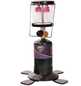 TEXSPORT PROPANE LANTERN DOUBLE MANTLE