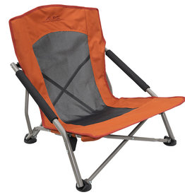 ALPS Mountaineering Rendezvous Camp Chair, Rust