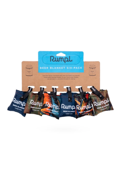 Beer Blanket Six-Pack, Assorted