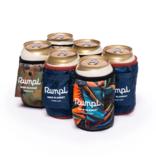 Rumpl Beer Blanket Six-Pack, Assorted