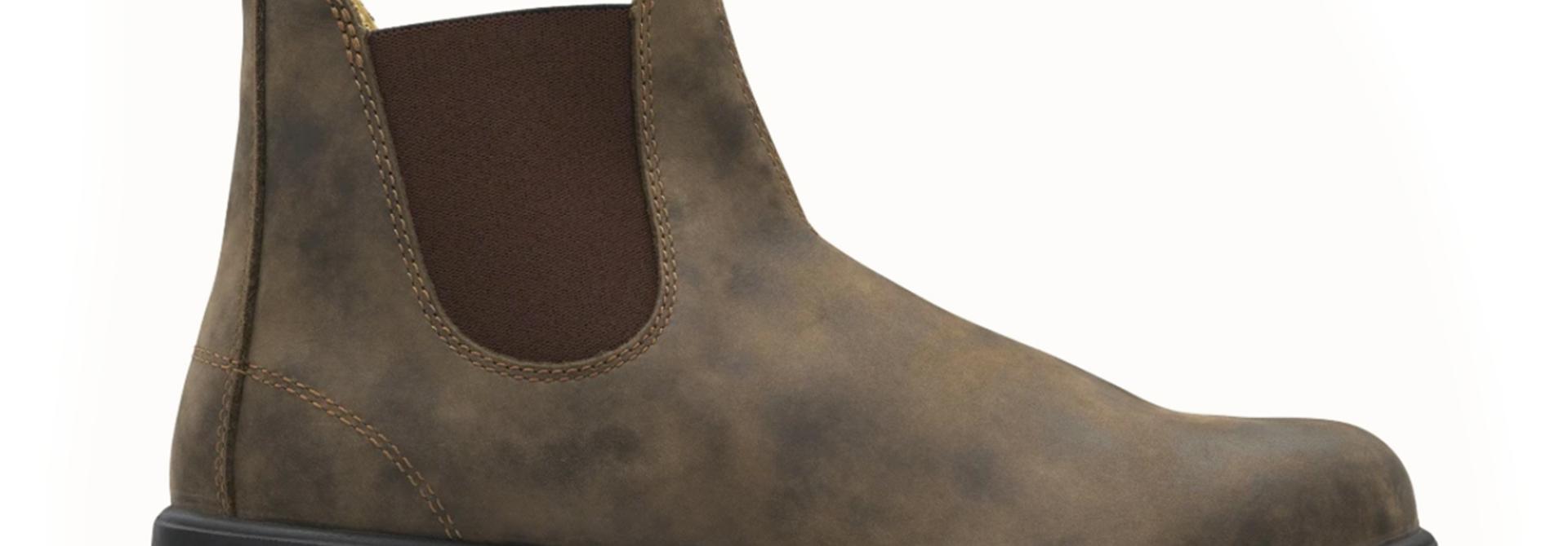 Chelsea Boot, Rustic Brown
