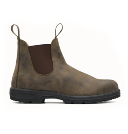 Blundstone Chelsea Boot, Rustic Brown