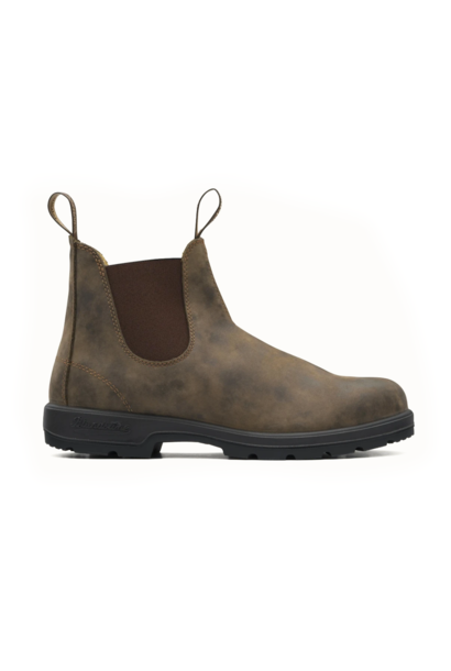Chelsea Boot, Rustic Brown
