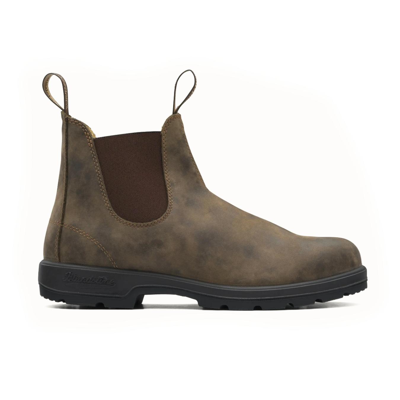 Chelsea Boot, Rustic Brown-1