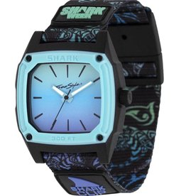 Freestyle Watches Freestyle Shark Classic Clip Analog Shark Week Tribal