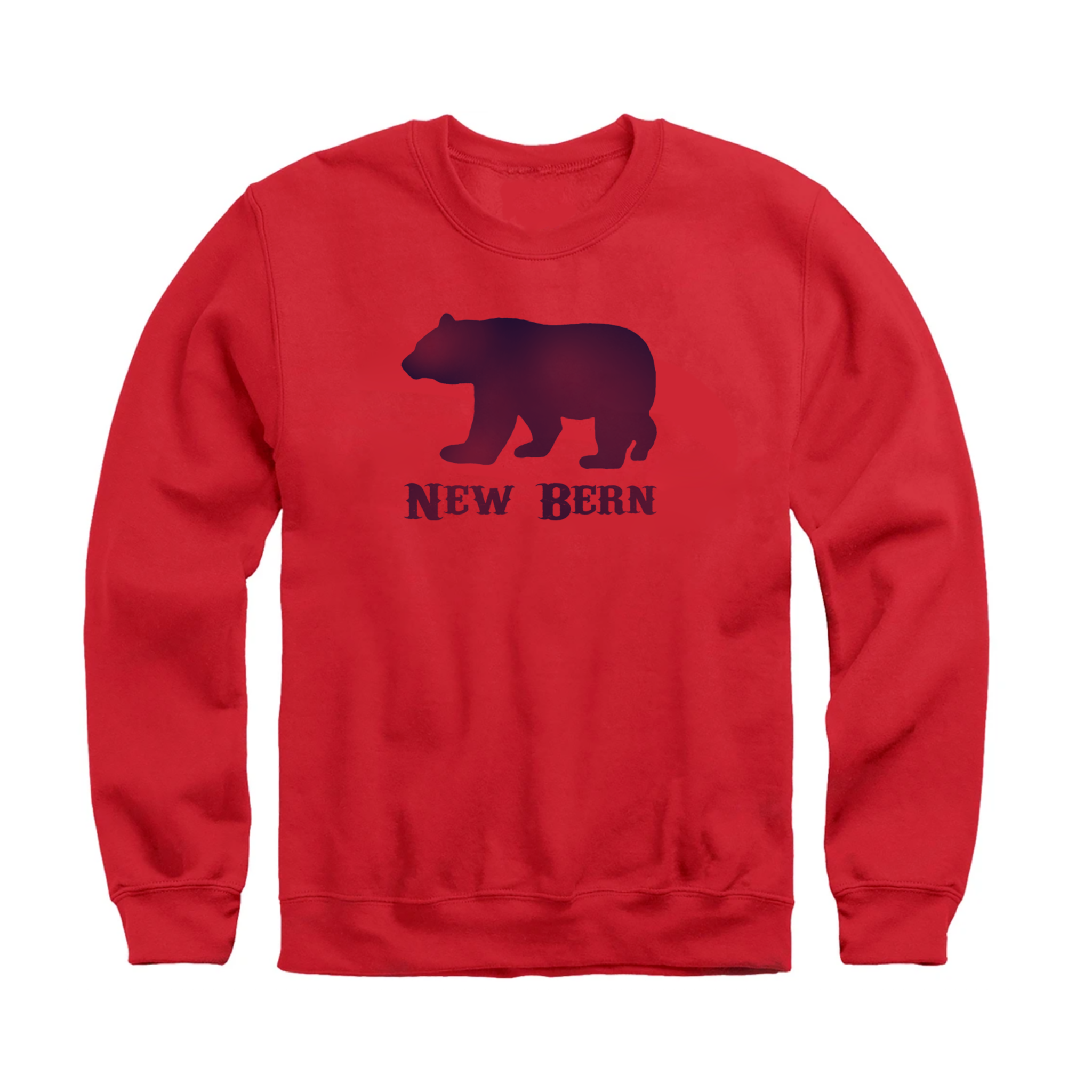 New Bern Simple Bear Crew, Assorted-3