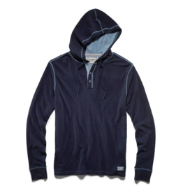 Flag and Anthem Mauldin Henley Hoodie
