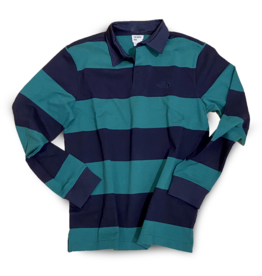 The North Face Men's Berkeley Rugby Shirt, Navy and Evergreen