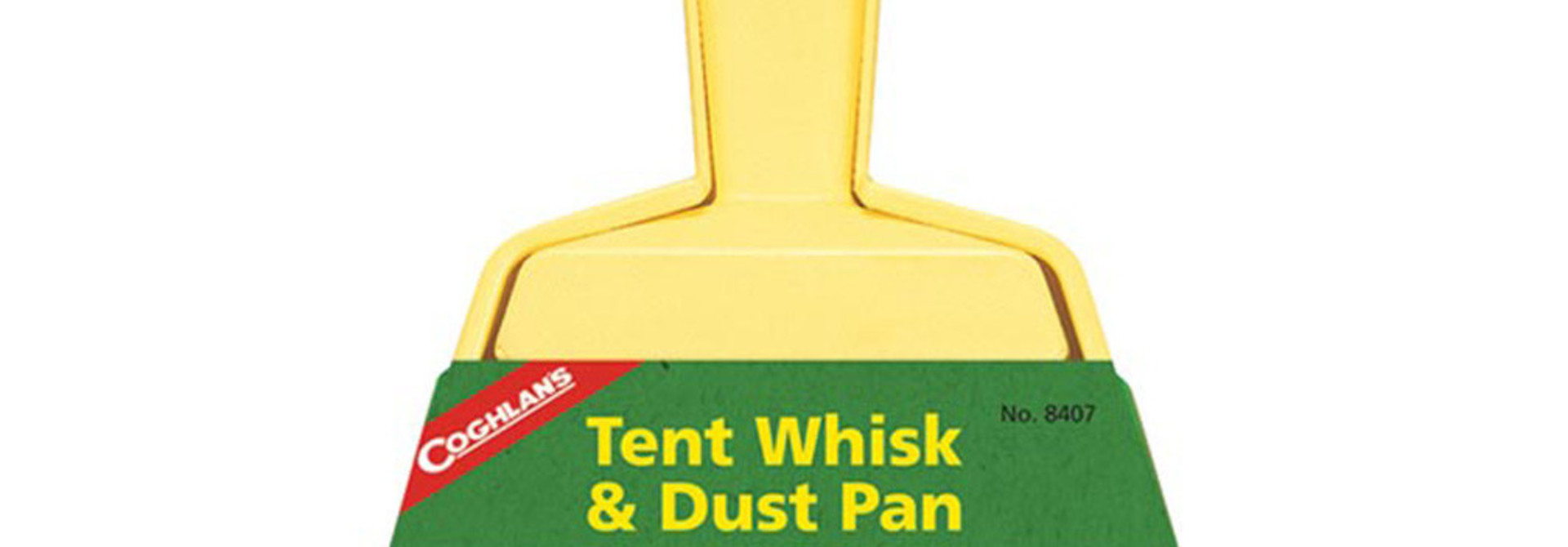 Tent Whisk and Dustpan