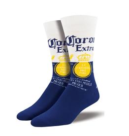 Socksmith M's Corona, Corona Blue