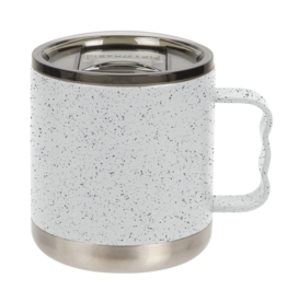FIFTY/FIFTY Copy of Camp Mug 15oz., Speckled Green