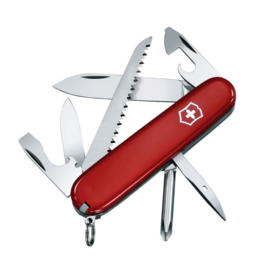 Victorinox Hiker Pocket Knife, Red
