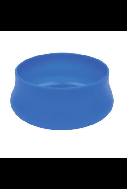 Squishy Dog Bowl Medium 32 oz, Blue