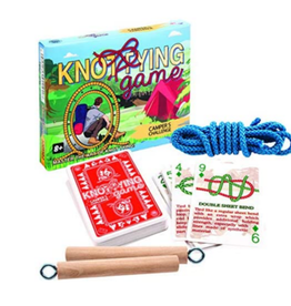 channel Craft Knot Tying Kit - Camper's Edition