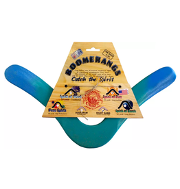 channel Craft Authentic Boomerang - Graffiti Fire 'Rang,  Assorted Colors