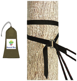 HAMMOCK BLISS Deluxe Cinching Tree Straps