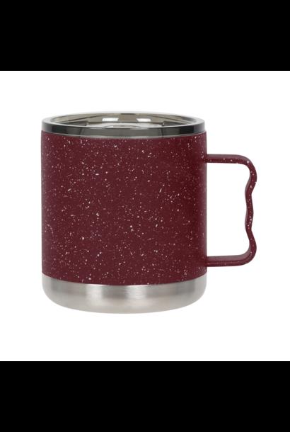 Camp Mug 15oz., Speckled Red