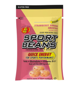 JELLY BELLY Sport Beans - Strawberry - Bannana 1 oz
