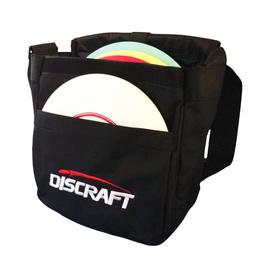 DISCRAFT Weekender Golf Bag, Black