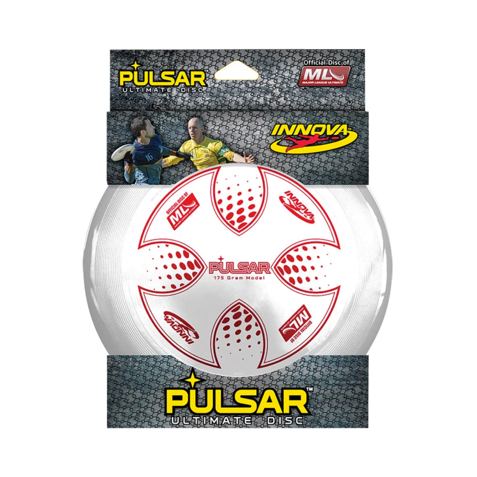 Pulsar Ultimate Disc, Assorted Colors-1