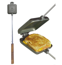 Rome Industries Square Pie Iron