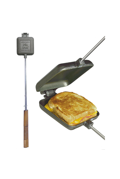 Square Pie Iron