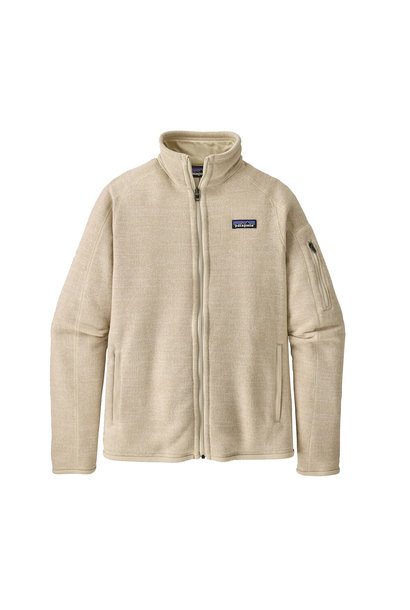 W's Better Sweater Jacket, Oyster White