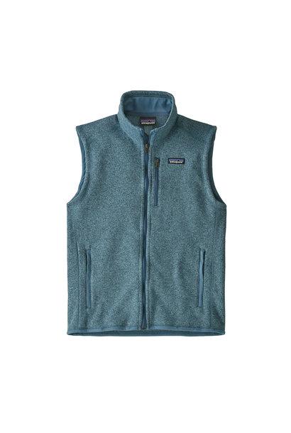 M's Better Sweater Vest, Pigeon Blue