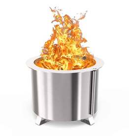 Breeo Double Flame 19 Smokeless Fire Pit