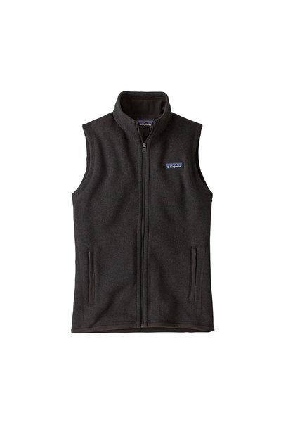 W's Better Sweater Vest, Black