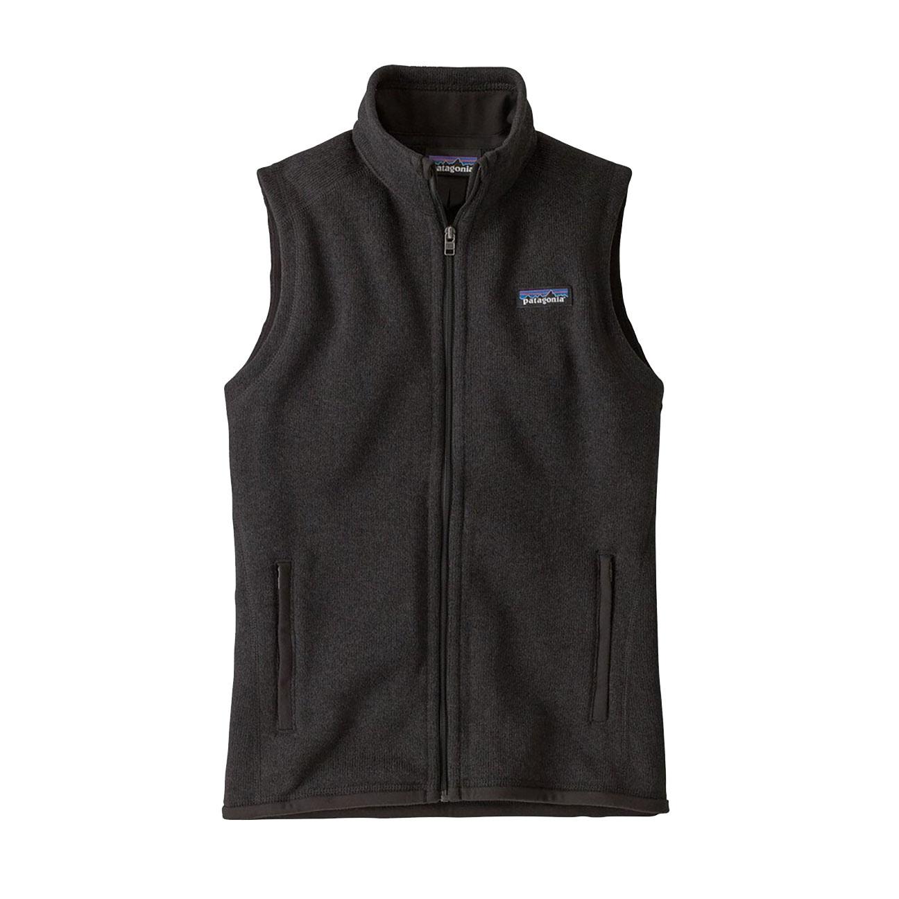 Women's Better Sweater Fleece Vest, Black-1