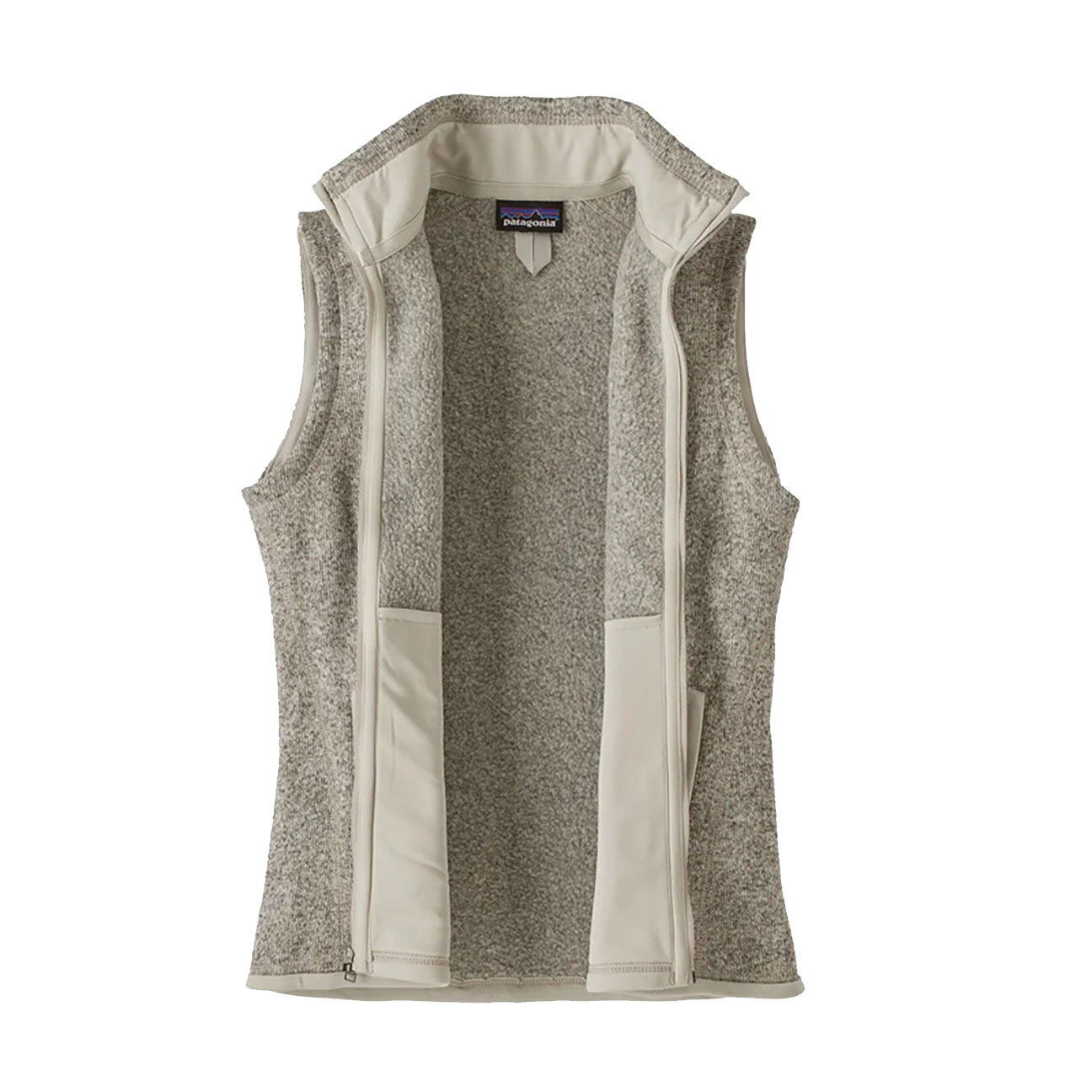 Women's Better Sweater Fleece Vest, Black-4