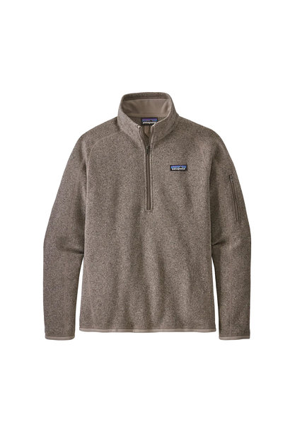 W's Better Sweater 1/4-Zip, Furry Taupe