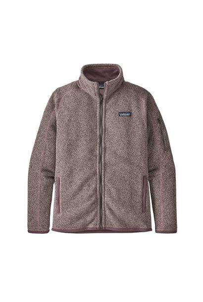 W's Better Sweater Jacket, Hazy Purple