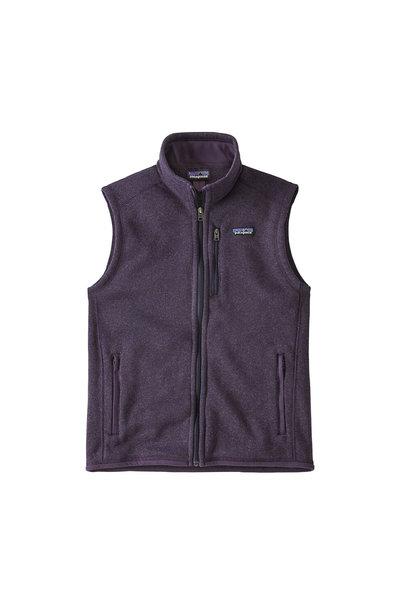 M's Better Sweater Vest, Piton Purple