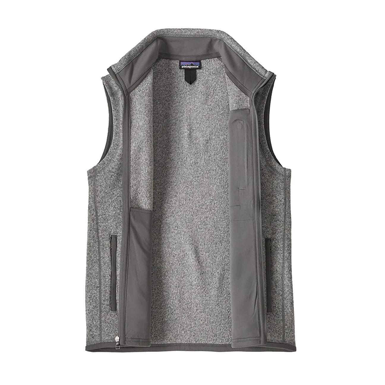 Men's Better Sweater Fleece Vest, Black-5