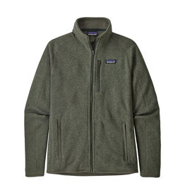 Patagonia M's Better Sweater Jacket, Industrial Green