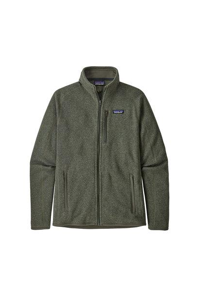 M's Better Sweater Jacket, Industrial Green