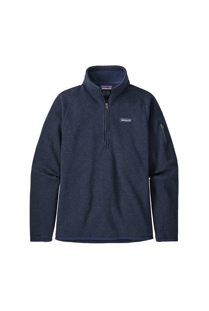 W's Better Sweater 1/4-Zip, New Navy