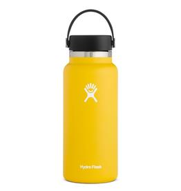 Hydro Flask 32 oz. Wide Mouth w/ Flex Cap, Sunflower