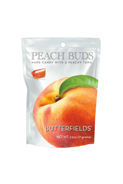 Peach Buds Hard Candy 2.5 oz