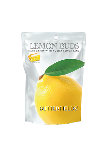 Lemon Buds Hard Candy 2.5 oz