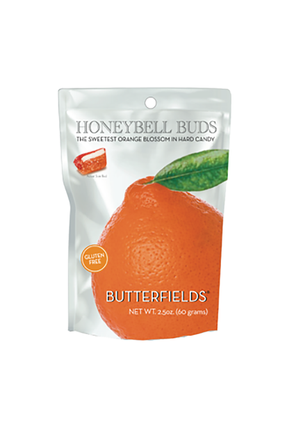 Honeybell Orange Hard Candy 2.5oz