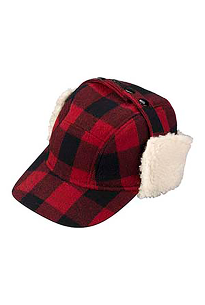 Uncle Buck Plaid Work Cap