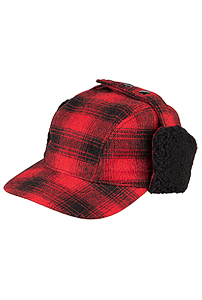 Cousin Eddie Plaid Work Cap