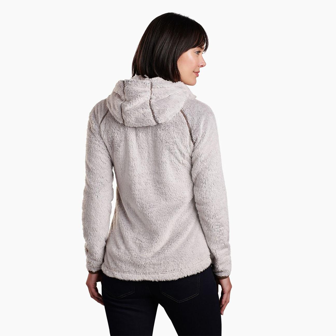 Women's Flight Jacket, Stone-3